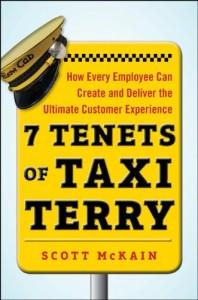 Taxi Terry book